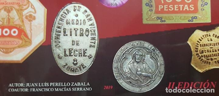 Monedas locales: NOVEDAD 2019 CATALOGO DE FICHAS DE COOPERATIVA, MONEDAS DE NECESIDAD y JETONES BILBAO EUSKADI ESPAÑA - Foto 3 - 195178148