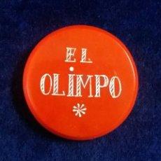 Monedas locales: FICHA CASINO EL OLIMPO REUS . 25 PTAS.BAQUELITA. Lote 154556446