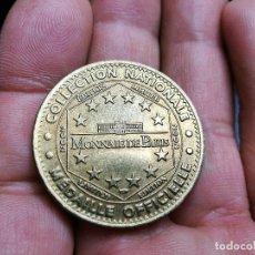 Monedas locales: MONNAIES DE PARIS MONACO – MUSÉE OCÉANOGRAPHIQUE N°1 – 1999 COLLECTION NATIONALE MEDAILLE OFFICIELLE. Lote 155138474
