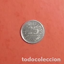MONEDA FICHA BAR AUTOMATIC (Numismática - España Modernas y Contemporáneas - Locales y Fichas Dinerarias y Comerciales)