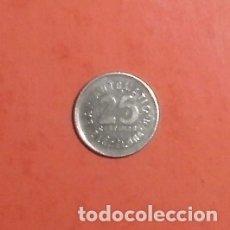 Monedas locales: MONEDA FICHA BAR AUTOMATIC. Lote 156810738