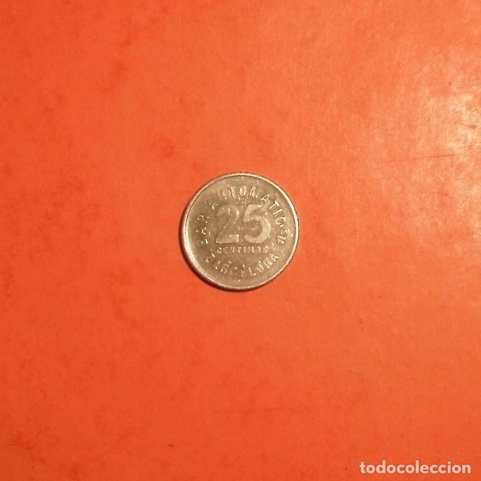 Monedas locales: MONEDA FICHA BAR AUTOMATIC - Foto 4 - 156810738