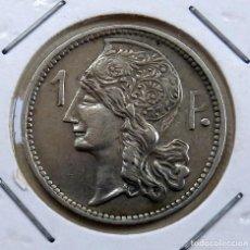 Monedas locales: UNA PESETA CASINO DE CIEZA ,FICHA. Lote 158228222