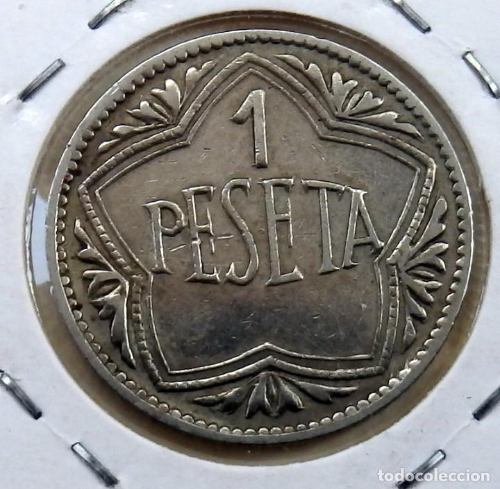 Monedas locales: una peseta casino de cieza ,ficha - Foto 2 - 158228222
