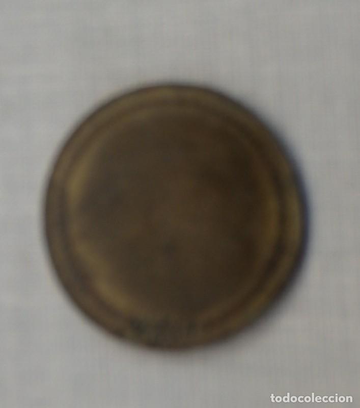 Monedas locales: FICHA COMERCIAL 1 PESETA, A IDENTIFICAR - Foto 2 - 158285170