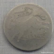 Monedas locales: FICHA ANTIGUA UNA PESETA HIPICA CABALLO CASINO?. Lote 158298682