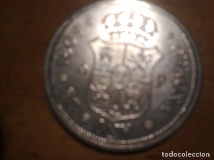 Monedas locales: MONEDA FERNANDO VII REPLICA - Foto 2 - 158303282