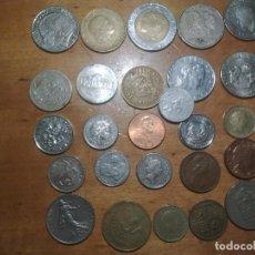 Monedas locales: LOTE DE 26 MONEDAS EXTRANGERAS. Lote 158306922