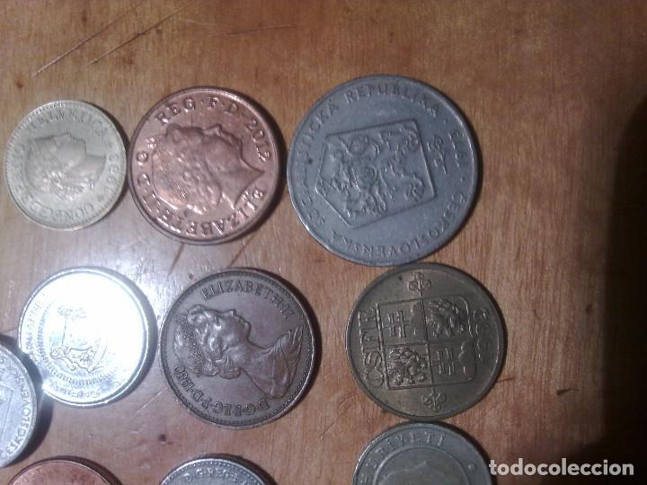 Monedas locales: LOTE DE 26 MONEDAS EXTRANGERAS - Foto 2 - 158306922