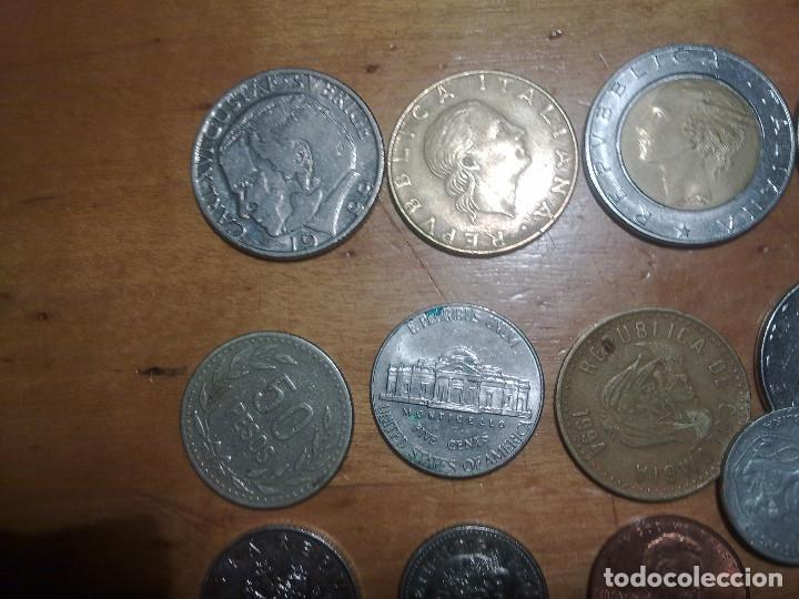 Monedas locales: LOTE DE 26 MONEDAS EXTRANGERAS - Foto 3 - 158306922