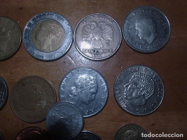 Monedas locales: LOTE DE 26 MONEDAS EXTRANGERAS - Foto 4 - 158306922