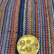 Monedas locales: FR- RARA FICHA 25 CTS. CASINO CINE O TEATRO REVERSO GRABADO A BURIL. Lote 158808556