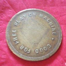 Monedas locales: FICHA A IDENTIFICAR. Lote 159680052