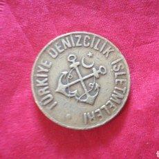Monedas locales: FICHA DE TURQUÍA. Lote 159683497