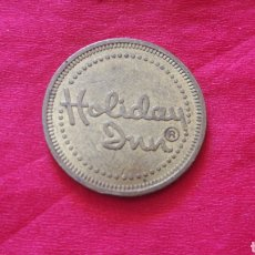Monedas locales: FICHA HOLIDAY INN. Lote 159728269