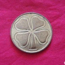 Monedas locales: FICHA TRÉBOL. Lote 159729233