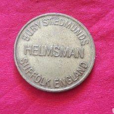 Monedas locales: FICHA HELMSMAN. Lote 159729321