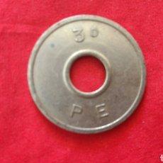 Monedas locales: FICHA A IDENTIFICAR. Lote 159733216