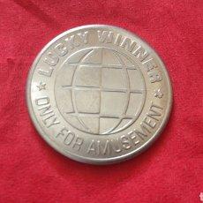 Monedas locales: FICHA A IDENTIFICAR. Lote 159736564