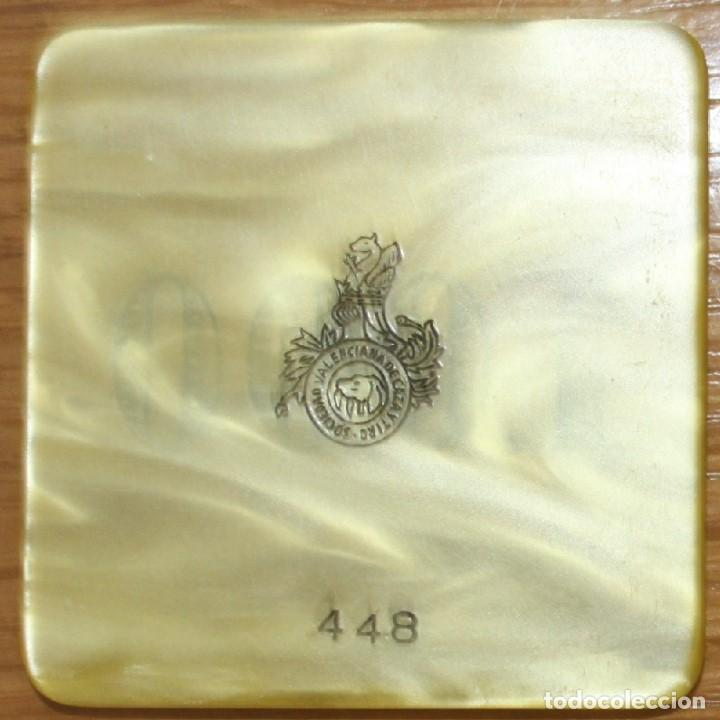 Monedas locales: VALENCIA DIFICIL FICHA DE JUEGO CASINO SOCIEDAD VALENCIANA DE CAZA Y TIRO 1000. - Foto 2 - 160313530