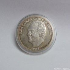Monedas locales: MEDALLA CONMEMORATIVA EXPO 92 SEVILLA PLATA 925. Lote 162009649