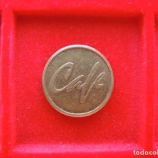 Monedas locales: FICHA - TOKEN 'CAFE', SERVOMAT STEIGLER, BEIMERSTETTEN, ALEMANIA. Lote 162362610