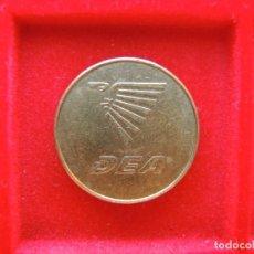 Monedas locales: FICHA - TOKEN 'DEA AUTOPORT HÖRBACH', LAVADO DE COCHES, AUTOPORT SIEBERT, ALEMANIA. Lote 162365910