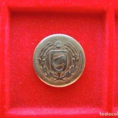 Monedas locales: FICHA - TOKEN CON MOTIVO DE ESCUDO. Lote 162373698