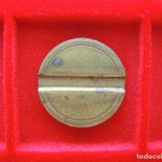 Monedas locales: FICHA - TOKEN PARA TELÉFONOS DE UNA RANURA. Lote 162383694