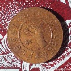 Monedas locales: FICHA - JETON - TOKEN - MONEDA MEDIEVAL. Lote 166579362