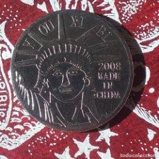 Monedas locales: FICHA - JETON - TOKEN - ESTATUA LIBERTAD CHINA. Lote 166579890