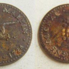 Monedas locales: FICHA REMY MARTIN. COGNAC. 1724.. Lote 166701906
