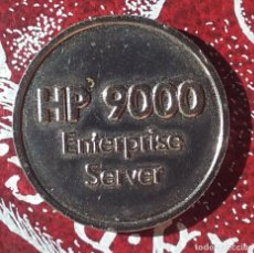 Monedas locales: FICHA - JETON - TOKEN - HP ENTERPRISE. Lote 166707782
