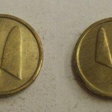 Monedas locales: FICHA A IDENTIFICAR. Lote 167020228