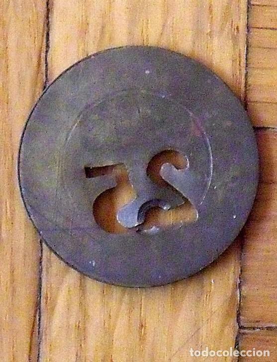 Monedas locales: FICHA MONEDA DEL SINDICATO AGRÍCOLA DE LLAVANERES DE 25 P-102 T-2-B. EN BUEN ESTADO. - Foto 2 - 168944964
