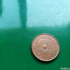 Monedas locales: ANTIGUA MONEDA DE JUVENALIA 1980. Lote 169459276