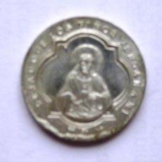 Monedas locales: FICHA CATECISMO PARROQUIAL. IHS. 5. Lote 170367292