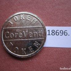 Monedas locales: FICHA, TOKEN, JETÓN. Lote 170444812