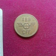Monedas locales: FICHA. Lote 173004948