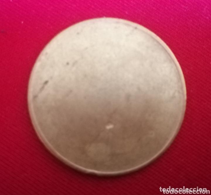 Monedas locales: VALENCIA. PEDRO NOVELLA. ABASTOS. 5 PTAS. - Foto 2 - 173364769