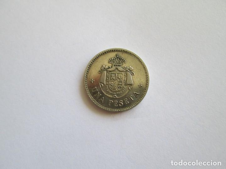 Monedas locales: FICHA * 1 PESETA CASINO - Foto 2 - 174445229