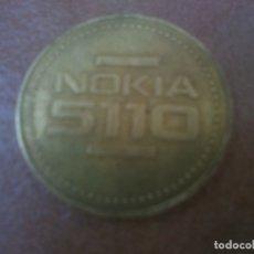Monedas locales: FICHA NOKIA 5110 , TOKEN , JETON. Lote 174591737