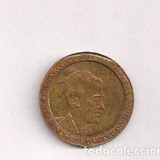 Monedas locales: MEDALLA MONEDA JACINTO VERDAGUER. Lote 176948129