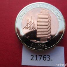 Monete locali: FICHA ALEMANIA MEDALLA, TOKEN, JETÓN, BIMETALICA. Lote 177015582