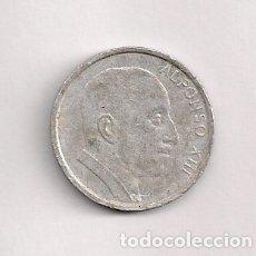 Monedas locales: MEDALLA (MONEDA) CONMEMORATIVA ALFONSO XIII. Lote 177064617