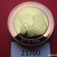 Monete locali: FICHA ALEMANIA MEDALLA, TOKEN, JETÓN, BIMETALICA. Lote 177205330