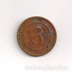 Monedas locales: FICHA TUTSA. Lote 177072238