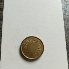 Monedas locales: ÚNICA MONEDA TOKEN WALDSCHENKE. Lote 178930941
