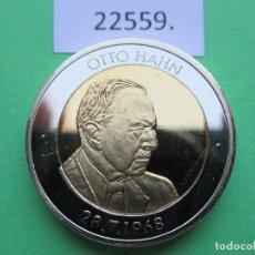 Monete locali: FICHA ALEMANIA MEDALLA, TOKEN, JETÓN, BIMETALICA. Lote 182023413