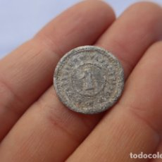 Monedas locales: * ANTIGUA MONEDA O FICHA A IDENTIFICAR. ZX. Lote 182329773